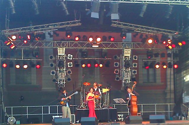 Jazz & Swing Band Viola